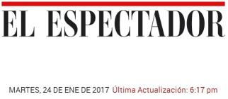 Periodico EL ESPECTADOR_s